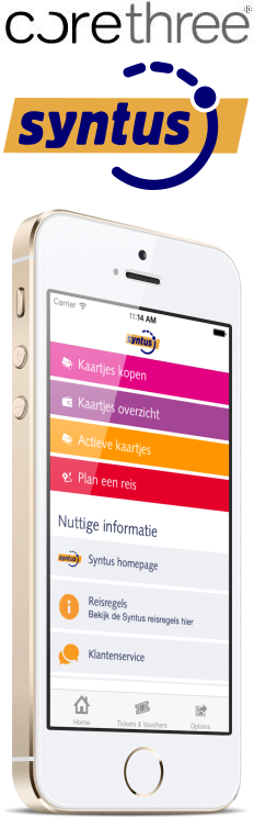 Corethree Takes First International Step With Syntus in the Netherlands